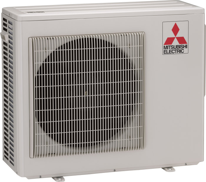 Trialsplit mitsubishi electric mxz 3b54va for Climatizzatori multisplit